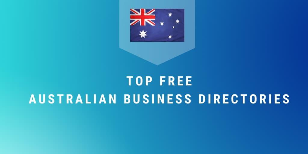 Top Free Australian Business Directories